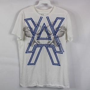 Armani Exchange Spell Out Short Sleeve T-Shirt M